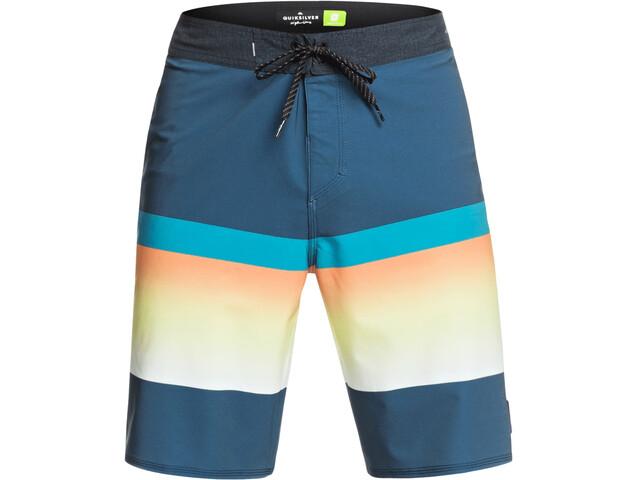 Quiksilver Highline Slab 20 Boardshorts Men majolica blue